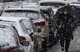 Türkiye'nin büyük bölümünde bugün yağmur...