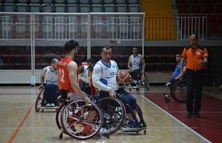 HDI Sigorta Tekerlekli Sandalye Basketbol Süper Ligi...