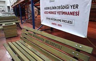 İHH'nın girişimiyle Bursa Büyükşehir Belediyesince...