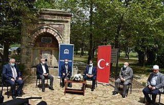 Fatih Sultan Mehmet, son otağını kurduğu Hünkar...
