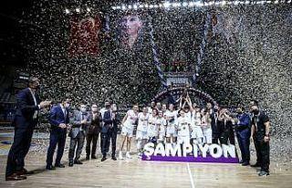 Kadınlar Basketbol Süper Ligi'ne yükselen...