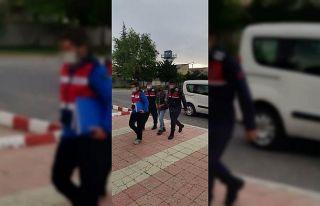 Kırklareli'nde sosyal medyadan terör propagandasına...