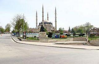 Selimiye Camisi çevre düzenlemesine Cumhurbaşkanı...
