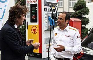 Shell Recharge, Türkiye'de ilk adımını Eşarj...