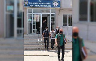 Bursa'da araç hırsızlığı yaptığı iddia...