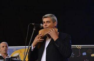 """Bursa'da """"Sokak Sanatçıları Festivali""""..."""