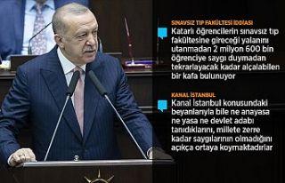 Cumhurbaşkanı Erdoğan: Türkiye, CHP zihniyetinin...