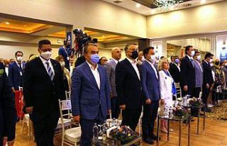 DEVA Partisi Genel Başkanı Babacan Balıkesir'de...