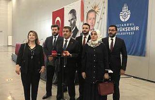 İBB Meclisi AK Parti Grup Başkanvekili Göksu, İSKİ'nin...