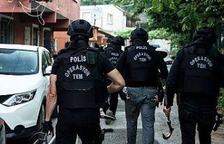 İstanbul'da terör örgütü PKK'ya yönelik...