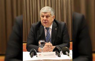 TBPF Başkanı Özdemir, Kocaeli'de basın mensuplarıyla...