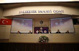 TOBB Başkanı Hisarcıklıoğlu, Balıkesir'de...