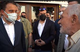 VATANDAŞTAN AYRIMCILIK TEPKİSİ: 'Erdoğan milleti...