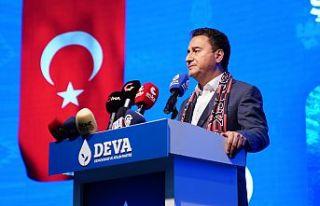 ALİ BABACAN'DAN ERDOĞAN'A: 'Çözüm süreci...