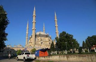 """""""Bedava Palas""""ın rezervasyonsuz konukları Edirne'ye..."""