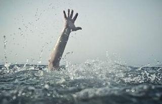 Bursa'da denizde boğulma tehlikesi geçiren...