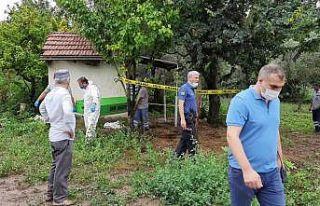 Bursa'da bir tarlada erkek cesedi bulundu