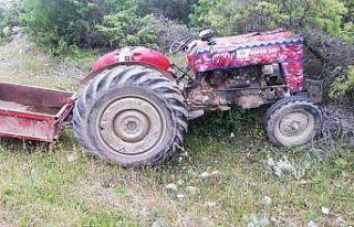 Bursa'da traktör devrildi: 2 ölü, 2 yaralı