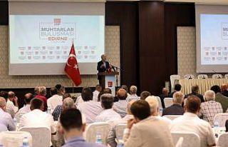 CHP Genel Başkanı Kılıçdaroğlu, Edirne'de...