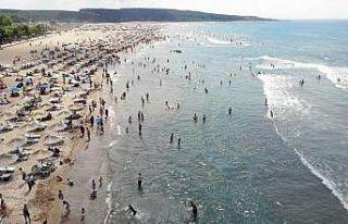 Kocaeli sahillerinde geçen hafta boğulma tehlikesi...
