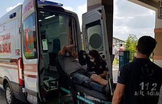 Kocaeli'de bir kişi kardeşini silahla yaraladı