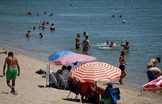 Kuzey Ege'nin adaları bayram tatilini yüzde...