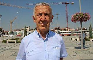 Ömer Halisdemir 5. Ulusal Bisiklet Turu'na katılan...