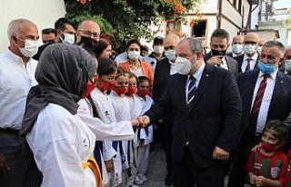 Sanayi ve Teknoloji Bakanı Mustafa Varank Bilecik'te...