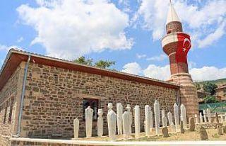 TBMM Başkanı Şentop, Tekirdağ'da restorasyonu...