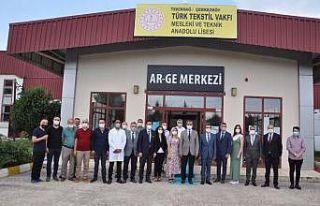 Tekirdağ Mesleki Eğitim Ar-Ge Merkezi açıldı