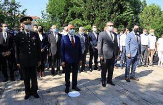 Trakya'da 15 Temmuz Demokrasi ve Milli Birlik...