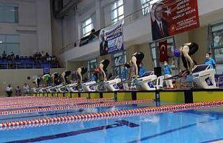 TSSF Paletli Yüzme Demokrasi ve Milli Birlik Şampiyonası...