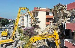 Büyükçekmece'de deprem riski taşıyan 3 blok...
