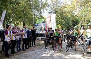 2. Uluslararası 3 Kapı Bisiklet Festivali Edirne'de...