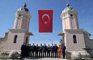 Adalet Bakanı Gül Edirne'de hükümlülerin...