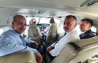 AK Parti Genel Başkanvekili Kurtulmuş İzmit Körfezi'ni...