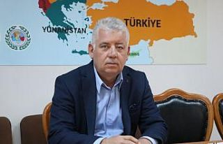Balkan Rumeli Türkleri Konfederasyonu Mora'da...