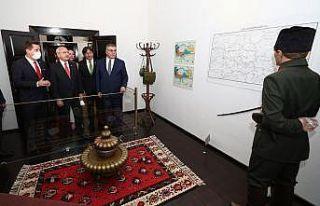 CHP Genel Başkanı Kılıçdaroğlu Kırklareli'nde...