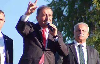 Genel Başkanı Bedri Yalçın Bunları İzmir'de...