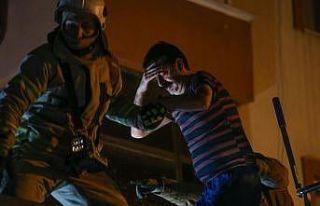 İstanbul'da aranan hükümlülerin yakalanması...