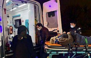 İstanbul'da trafik kazasında 1 kişi yaralandı