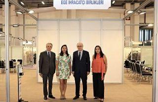 İzmir Moda Endüstrisi 1,5 milyar dolar ihracat hedefine...