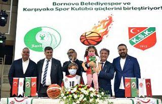 Karşıyaka Spor Kulübü Bornova Belediyesi İş...