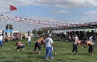 Kel Aliço Pehlivanı Anma Yağlı Güreşleri Edirne'de...