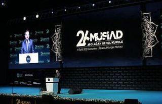 MÜSİAD'ın yeni genel başkanı Mahmut Asmalı...
