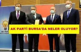 NECMİ İNCE AK PARTİ BURSA'DA OLAN GELİŞMELERİ...