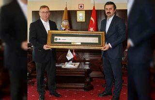 Trakya Üniversitesi ile Okçular Vakfı geleneksel...
