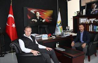 Türk Patent ve Marka Kurumu Daire Başkanı Tamer...