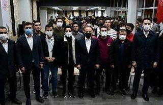 AK Parti Grup Başkanvekili Turan Çanakkale'de...