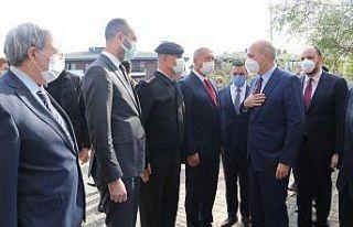 AK Parti'li Kurtulmuş Yalova Üniversitesinin...